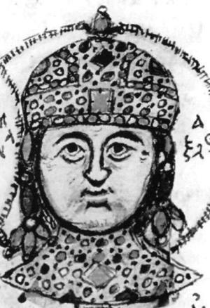 Przedstawienie Aleksego II Komnena (domena publiczna).