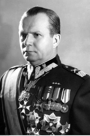 Michał Rola-Żymierski (domena publiczna).