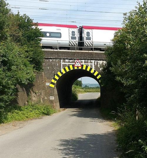 Miejsce napadu w pobliżu mostu kolejowego w okolicy Mentmore, fot. Spborthwick, na licencji [CC BY-SA 3.0](https://creativecommons.org/licenses/by-sa/3.0/deed.pl)