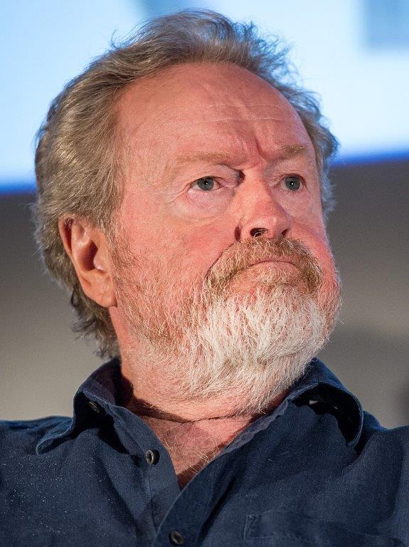 Ridley Scott (fot. NASA/Bill Ingalls)