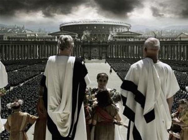"""Kadr z filmu """"Gladiator"""" (fot. Wikimedia Commons; prawa zastrzeżone)"""