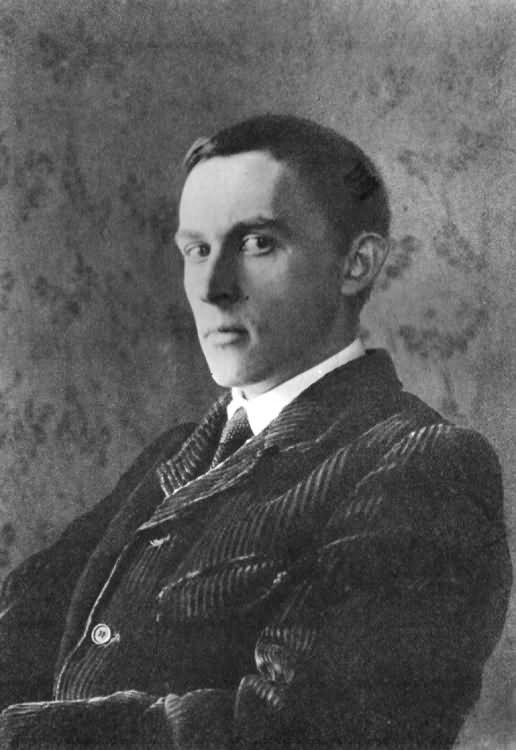Witkacy (ok. 1912 roku)