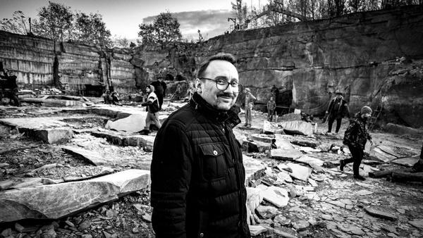 Maciej Barczewski, reżyser filmu [Mistrz](https://www.mistrzfilm.pl/), fot. Robert Pałka , prawa zastrzeżone