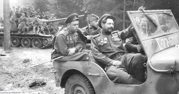 Armia Czerwona pod koniec II wojny światowej