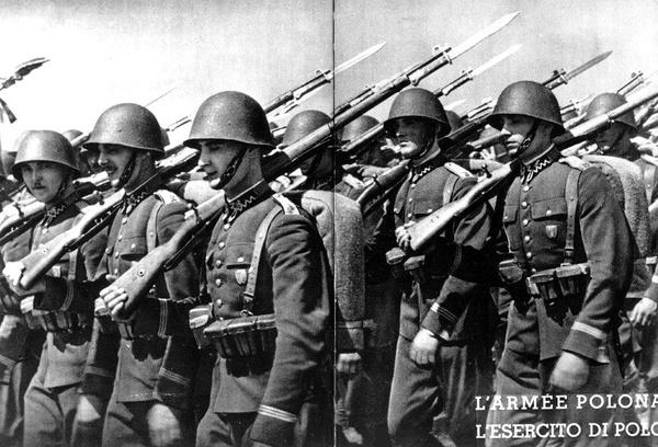 Polscy żołnierze we wrześniu 1939 roku