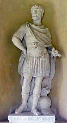Posąg Epaminondasa, domena publiczna