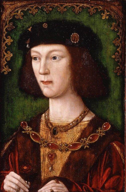Młody Henryk VIII