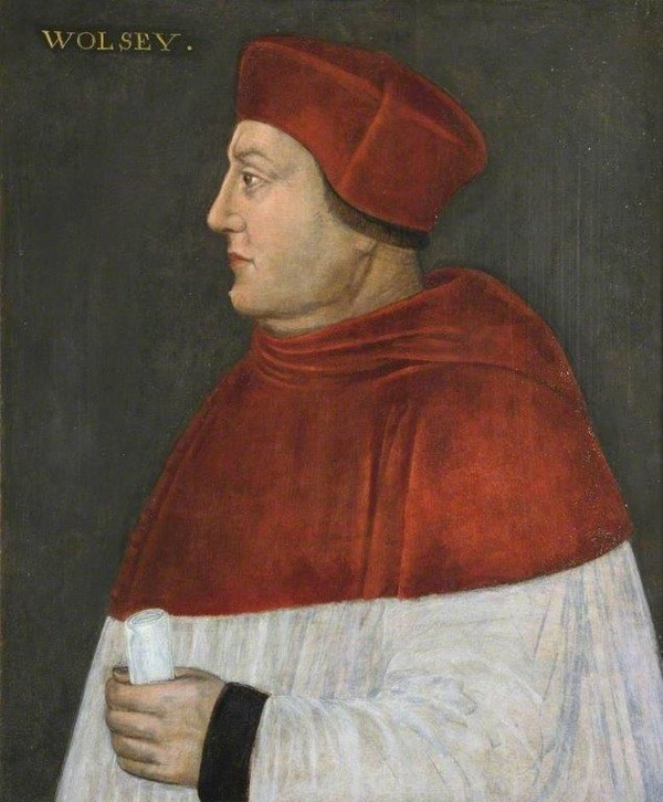 Kardynał Thomas Wolsey