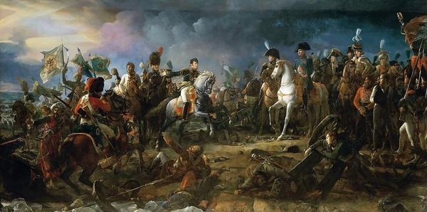 Bitwa pod Austerlitz (domena publiczna)