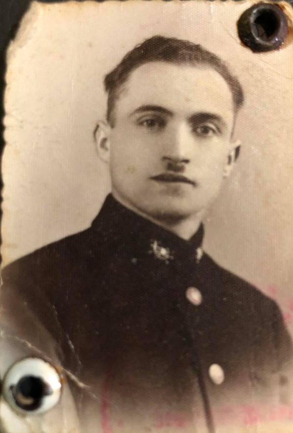 Franciszek Czaplicki (fot. Centrum Informacji o Ofiarach II Wojny Światowej IPN)
