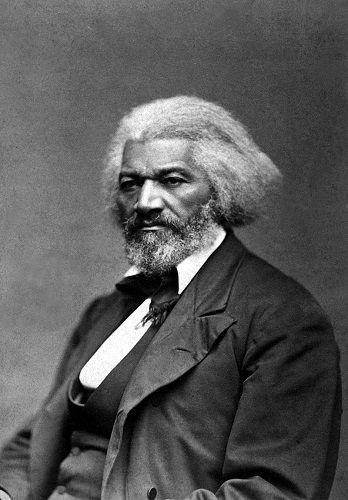 Frederick Douglass w 1879 r. (domena publiczna)