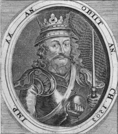 Kanut VI, król Danii w latach 1182–1202 (domena publiczna)