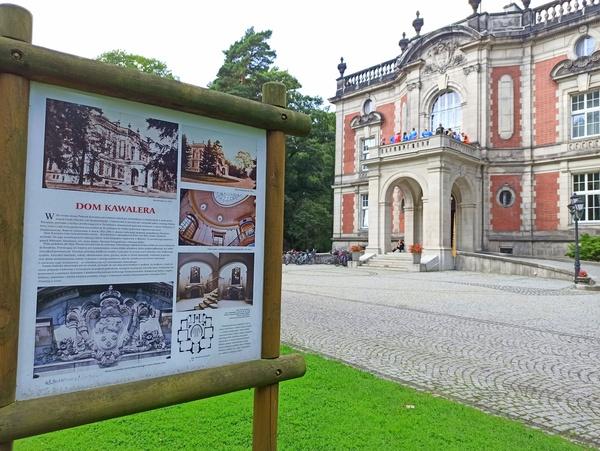 Pałac Kawalera w Świerklańcu (fot. M. Mikrut-Majeranek)