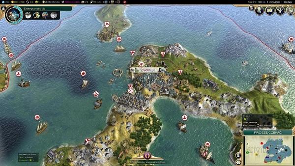 """""""Sid Meier's Civilization V"""": Od małej wioski do wielkiej metropolii"""