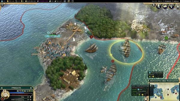 """""""Sid Meier's Civilization V"""": Czasem sytuacja wymaga użycia siłowego sposobu rozwiązywania problemów"""