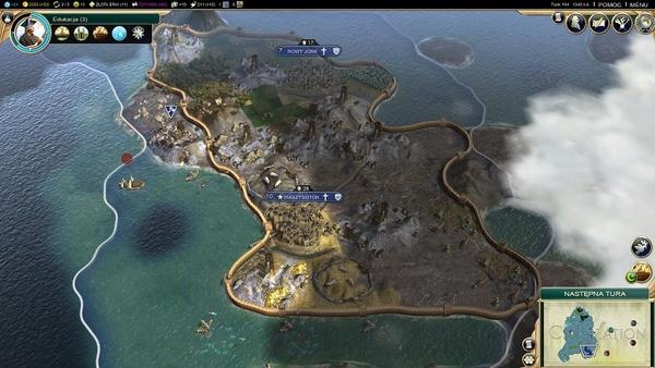 """""""Sid Meier's Civilization V"""": A w tej grze Wielki Mur został wybudowany przez...cywilizację Stanów Zjednoczonych"""